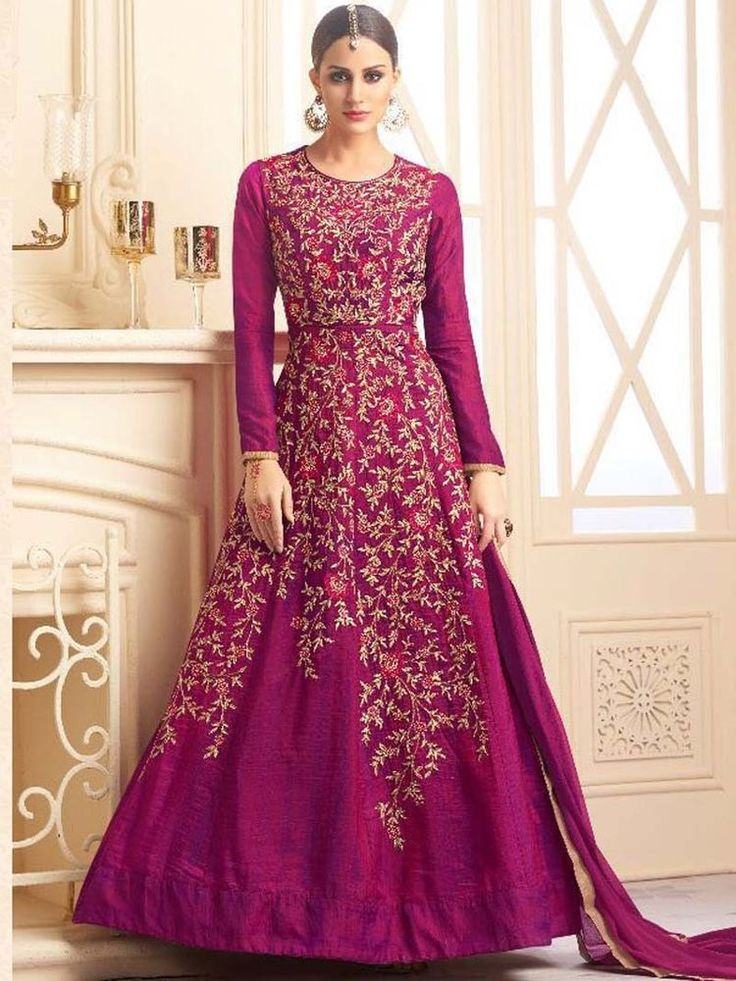 India Ethnic Glamorous Bollywood Party wear Indian Pakistani Designer Anarkali #Shoppingover #Salwarkameez #WeddingPartywear