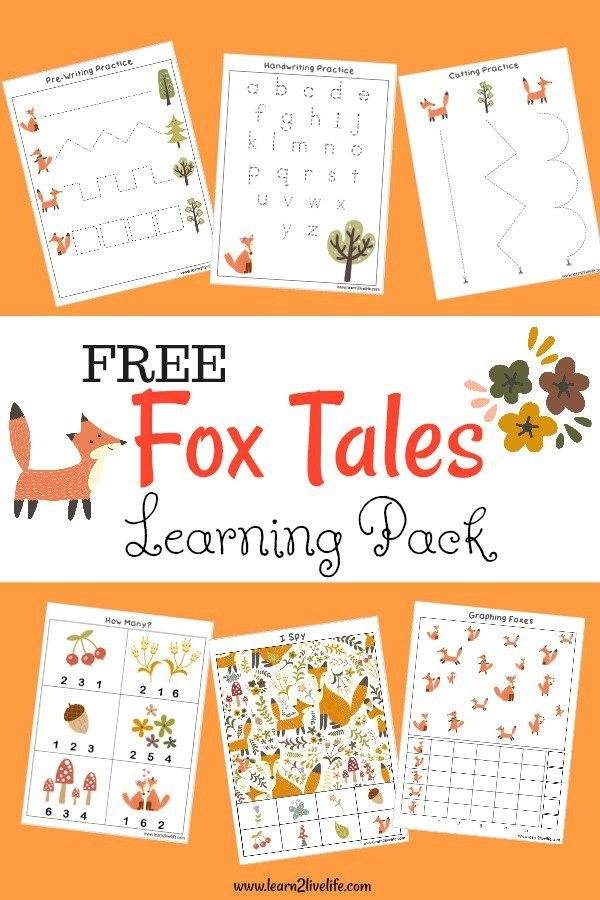 Fox Tales Learning Pack