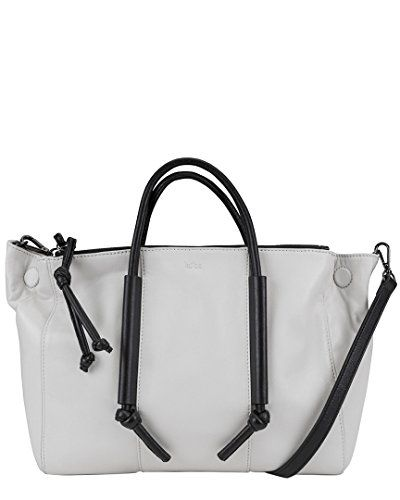 Kooba Cameroon Leather Satchel Handbag be26bdd58e738