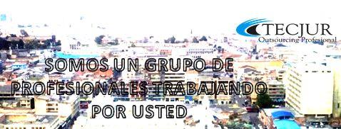 RECUERDE QUE USTED ES NUESTRA RAZÓN DE TRABAJAR E INNOVAR;  TECJUR SAS es una empresa constituida en Colombia en el año 2011 con más de 10 años de experiencia en la solución de requerimientos a personas y empresas, nuestro fin es poder asesorar a nuestros usuarios, clientes y afiliados de manera idónea en servicios jurídicos, asesoría financiera y contable, gestión administrativa y consultoría ambiental. Permitiendo que cada uno de nuestros beneficiarios posean todas las soluciones en una…