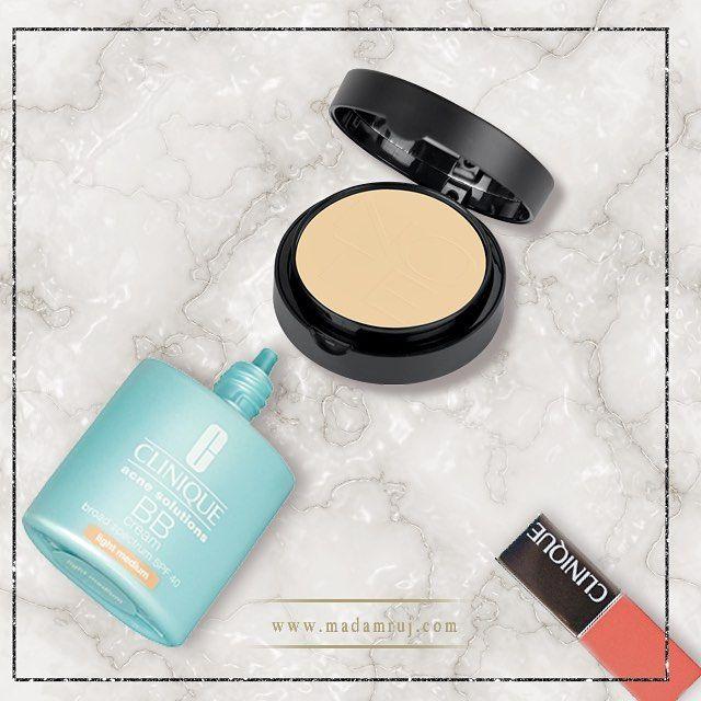🌟Uzun yaz günlerinde, cildinizi ağır hissetmemeniz için #makyaj çantanızda pratik ve işe yarayan #kozmetik ürünleri bulundurabilirsiniz 🌟#Notecosmetics #pudra bizim favorilerimiz arasında 🌟Cildinizi kurutmadan matlaştıran yapısı, orta kapatıcılığı sayesinde ister tek başına kullanın ister #fondöten ya da bb kreminizi sabitleyin 💋 #güzellik #bakim #clinique #ruj #Madamrujcom ©