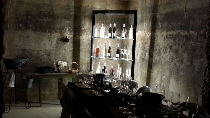 Taste the Difference Experience on appointment at Esona underground candle lit cellar - R85 per person Mo-Fri 9:00-17:00 and Sat 9:30-15:00