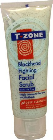 T-Zone Blackhead Fighting Facial Scrub T-Zone Blackhead Fighting Facial Scrub: Express Chemist offer fast delivery and friendly, reliable service. Buy T-Zone Blackhead Fighting Facial Scrub online from Express Chemist today! (Barcode EAN=5 http://www.MightGet.com/january-2017-11/t-zone-blackhead-fighting-facial-scrub.asp