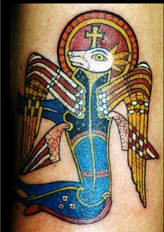 31 Best Images About Book Of Kells Tattoo On Pinterest