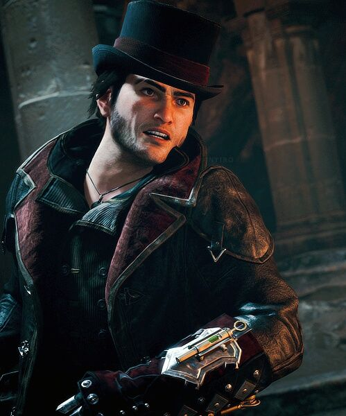 games, assassin's creed, and jacob frye image