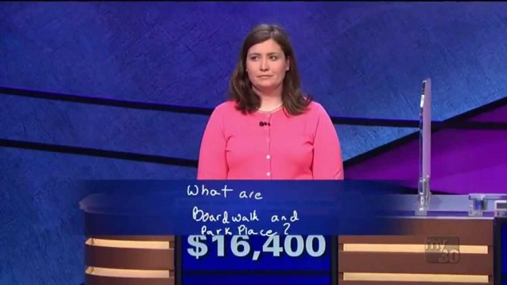 What's Behind the Unprecedented Run of Female Jeopardy! Winners?