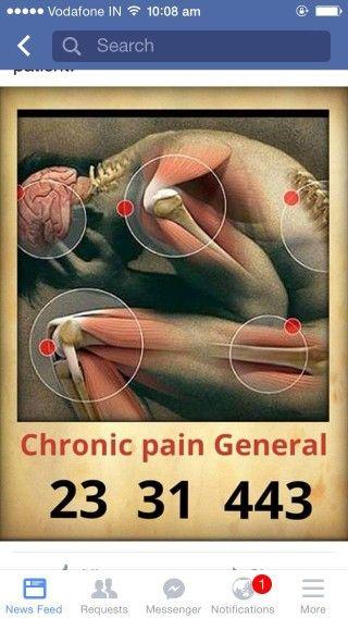 Chronic general pain