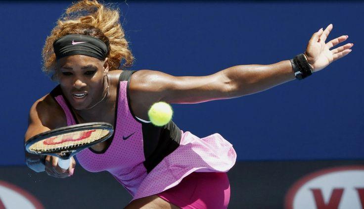 Australian Open 2014: Serena Williams y Ana Ivanovic deslumbran y avanzan de fase (FOTOS) #Depor