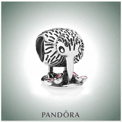 791217EN24 - Kiwi Finally we have our National Bird in the Beautiful Pandora Range!  The sign of a true New Zealander $59