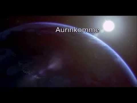 Avaruuskansiot Aurinko - YouTube