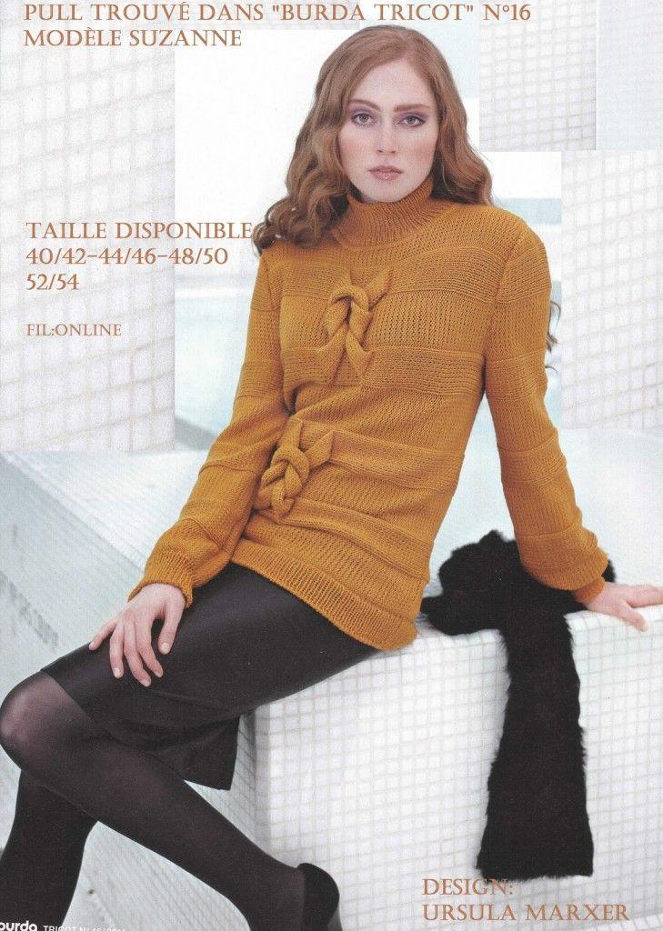 modele tricot femme gratuit anny blatt
