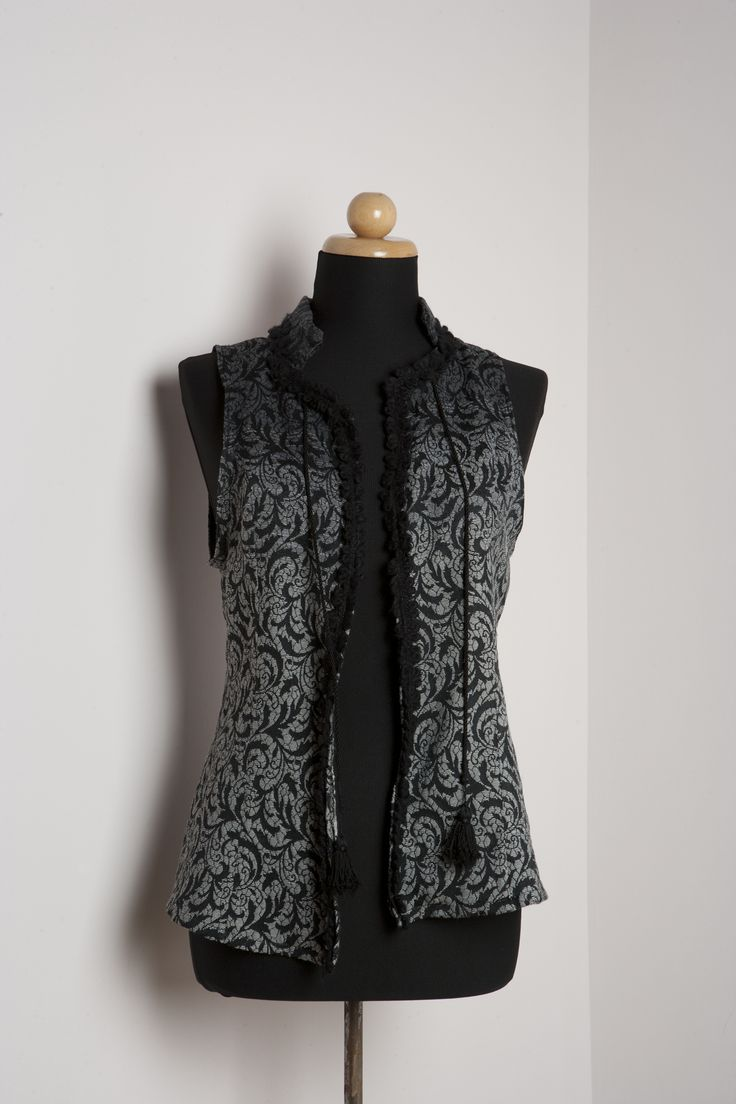Vest by THEIA Lab's student, Stela Kafkoula.