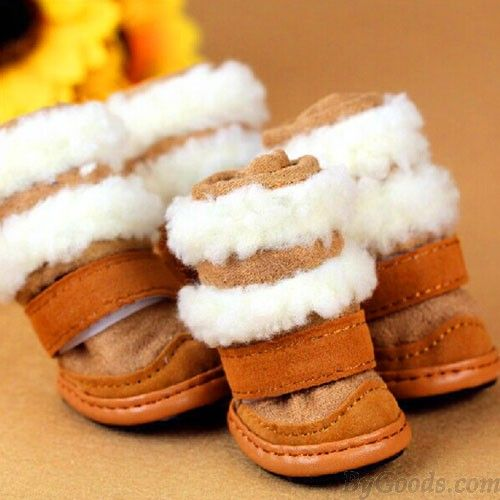 Wow~ I found Cute High Help Cashmere Snow Boots Puppy Shoes only $18.99 from ByGoods.com! I like it <3! Do you like it,too?