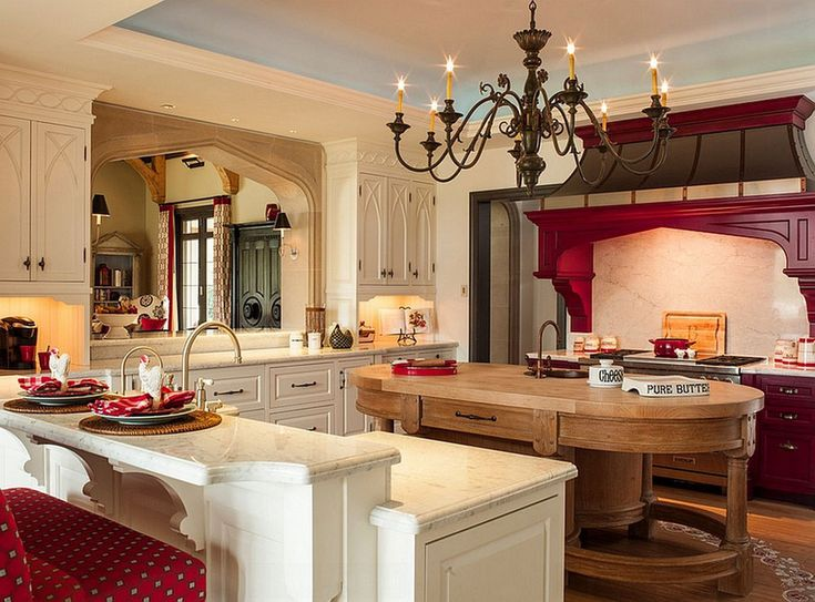 Mediterranean Kitchens That Could Inspire You To Remodel Or Redecorate Your Own (13)