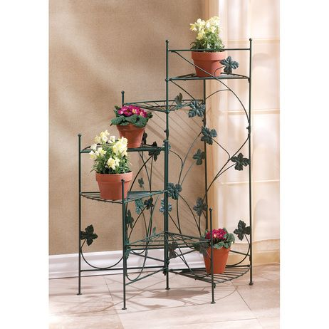 beautiful house plant stand. Display your beautiful house plants with Ivy Design Staircase Plant Stand 15 best Stands images on Pinterest  Herb garden planter