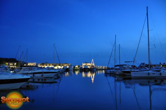 Reflections at the port,Fine Art Photography,home decor,travel photography,