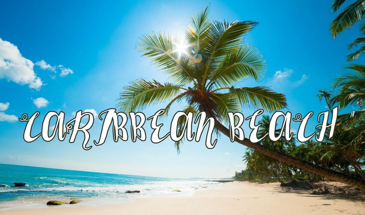 Caribbean beach - Lord 909