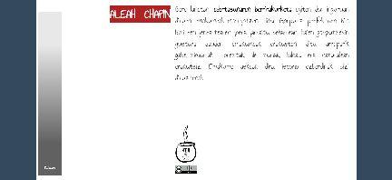 Aleah Chapin artista GORPUTZAK eta EDERTASUNA berrikusten.