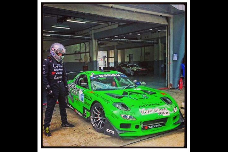 Ma 7 @ Sepang circuit 2013 / Thailand Super series race1-2