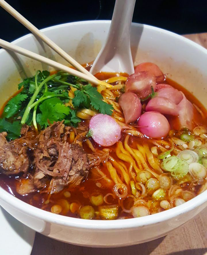 Momofuku Noodle Bar: The Best Bowl of Ramen in NYC