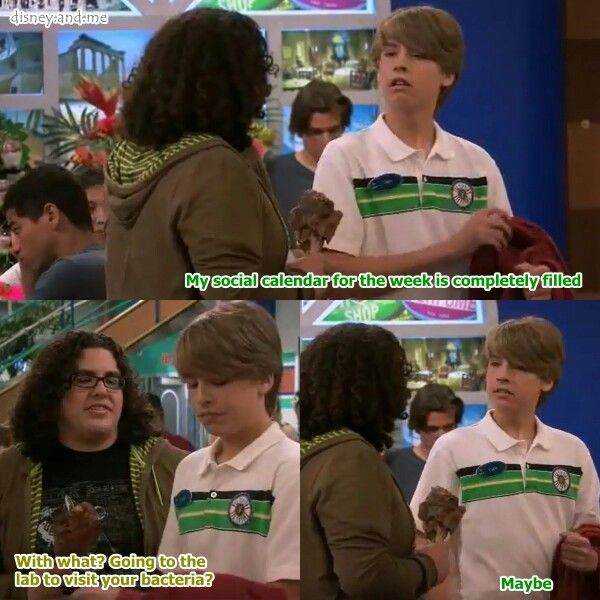 Disney Channel The Suite Life of Zack and Cody. The Suite Life On Deck. Cody Martin and Woody Fink. Cole Sprouse