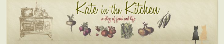 Kate in the Kitchen — roasted cauliflower, shaved fennel & beluga lentil salad