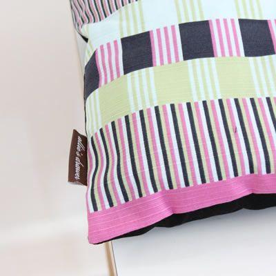 chair pad/cushion =CHAIR Zabuton! made with Japanese fabrics