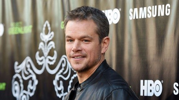 Matt Damon explains the obnoxious requirement for filming in a Trump building