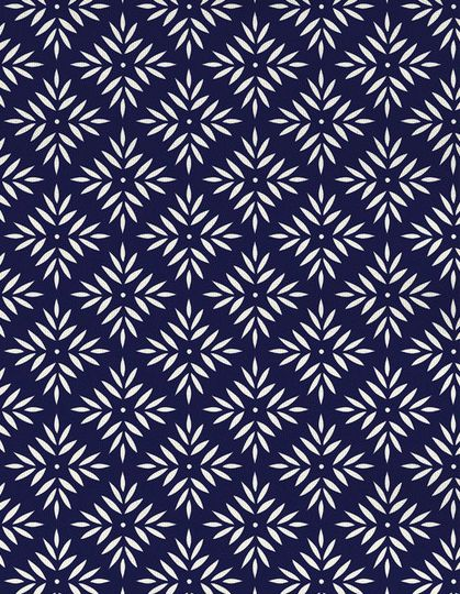 Southwest inspired patterned fabric by Hooray Creative