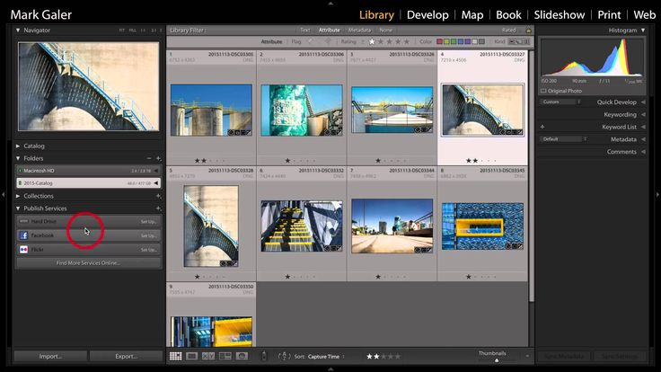 Exporting images for Social Media from Lightroom #Lightroom