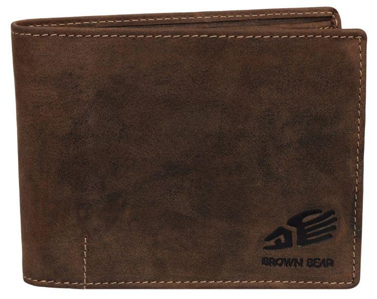 Base-Star.net » Linkverzeichnis » Brown Bear Geldbörse Herren Leder braun vintage.