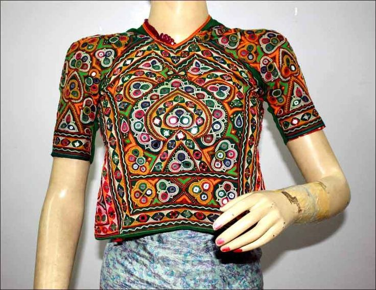 Embroidered Shirts For Women