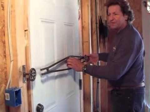 Door Barricade NIGHTLOCK , Home Security Door Brace - YouTube