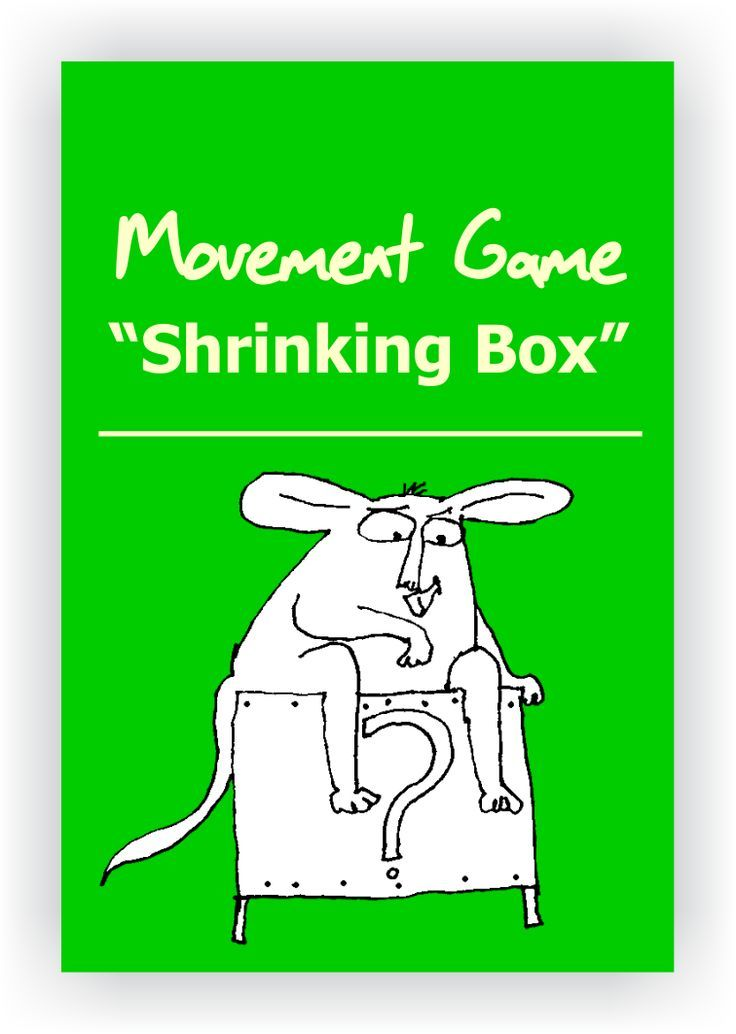 FREE DRAMA GAME~Shrinking Box~ https://www.dramanotebook.com/drama-games/shrinking-box/