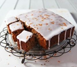 Gingerbread with Orange Drizzle  http://www.bakingmad.com/recipes/cake-recipes/gingerbread-with-orange-drizzle