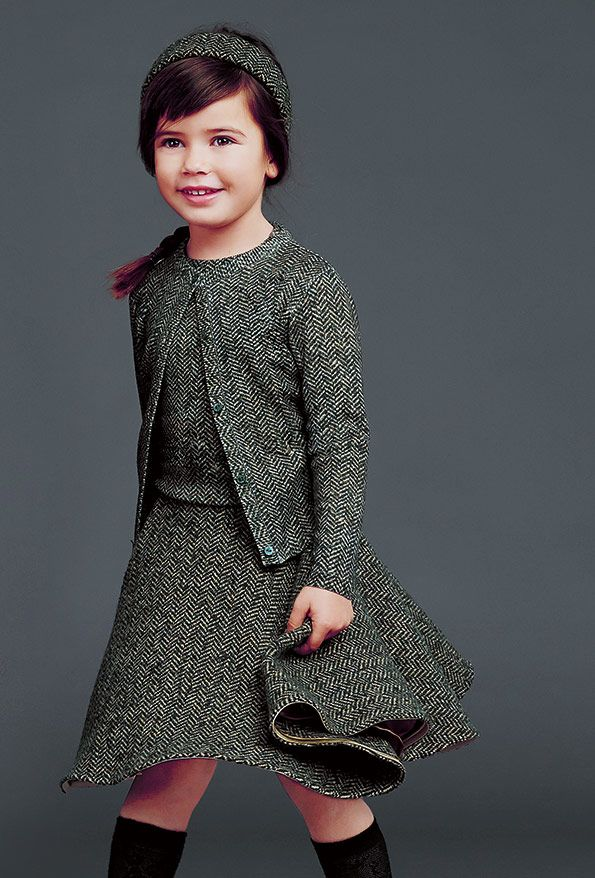 Dolce & Gabbana – Children Collection Gallery – Fall Winter 2014 2015 Another perfect outfit!!