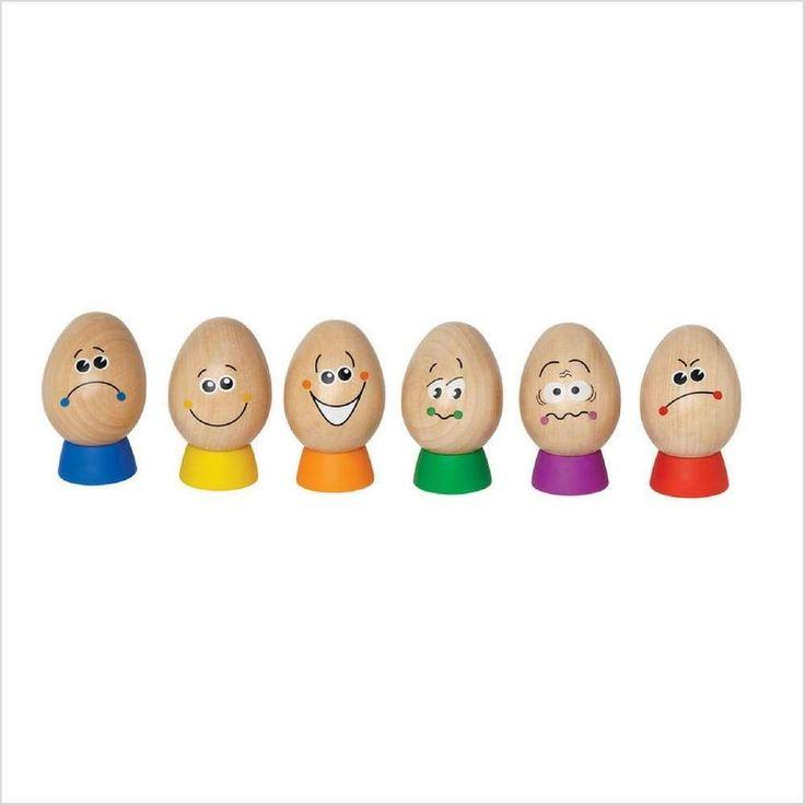 Oua cu expresia emotiilor