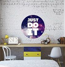 Виниловая наклейка: JUST DO IT