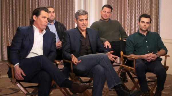 'Hail, Caesar!' All-Star Cast of George Clooney, Josh Brolin, Channing Tatum, Jonah Hill & Alden Ehrenreich Talk New Coen Brothers Movie