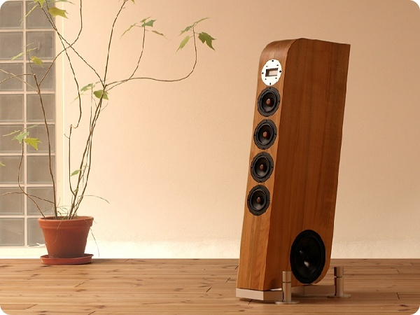 """Boenicke Audio - Studio 12 ,Audiophile High End Speakers"" !...  http://about.me/Samissomar"