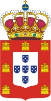 Coat of Arms Kingdom of Portugal (1830).svg