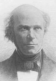 Theodore Parker bio