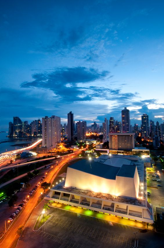 Panama City, a good place to invest in real estate