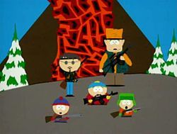 Funny Episodes From South Park: Season 1