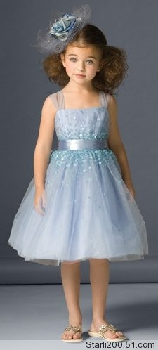 Watters Flowergirl Dress