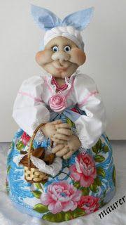Милые сердцу штучки: Забавные пакетницы и куклы на чайник от Maurer
