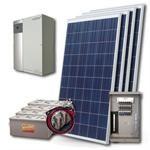2kw-4kw The Liberator Off Grid Solar Kit