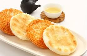 Image result for japanese rice crackers recipe