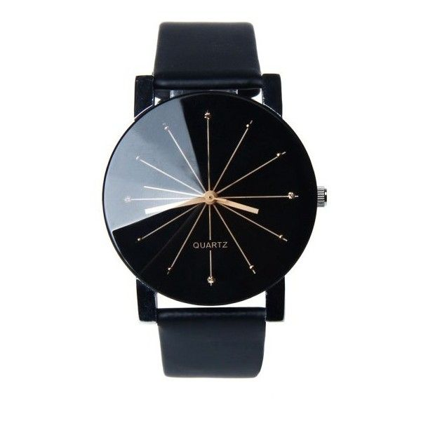Moon Watch (420 UYU) ❤ liked on Polyvore featuring jewelry, watches, accessories and fillers