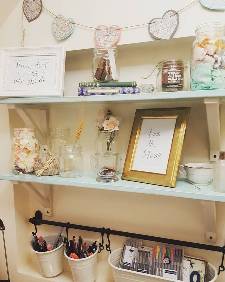 It's #WorkspaceWednesday - it is so important to have an inspiring workspace to allow that creativity to flow!  Here's a peek at mine!      #DoWork #LadyBoss #inspire #wordsofwisdom #DreamBig #PlayHard #WorkHarder #Wheatland #yyc #yycmaker #Okotoks #HistorymeetHandmade